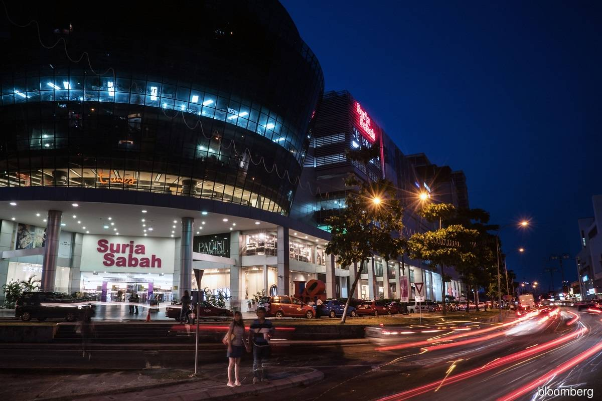 Sabah allows three shopping centres listed under HIDE to operate