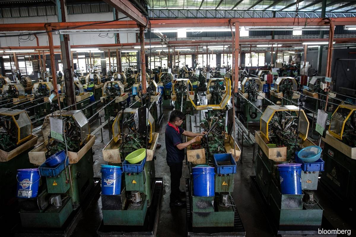 April manufacturing sales hit highest growth of 72.5% y-o-y at RM130.6 billion — DOSM