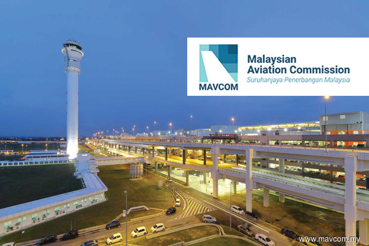 Mavcom forecasts 'strong' performance for Malaysian aviation industry in 2018