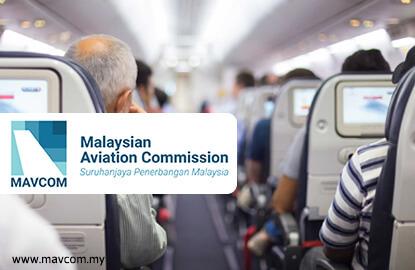 Malaysian Aviation Commission studies revenue-growth methods