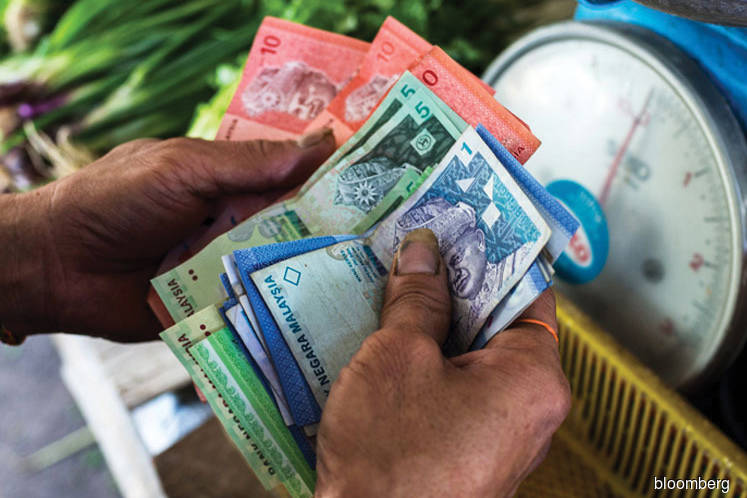 Ringgit weakens against US dollar