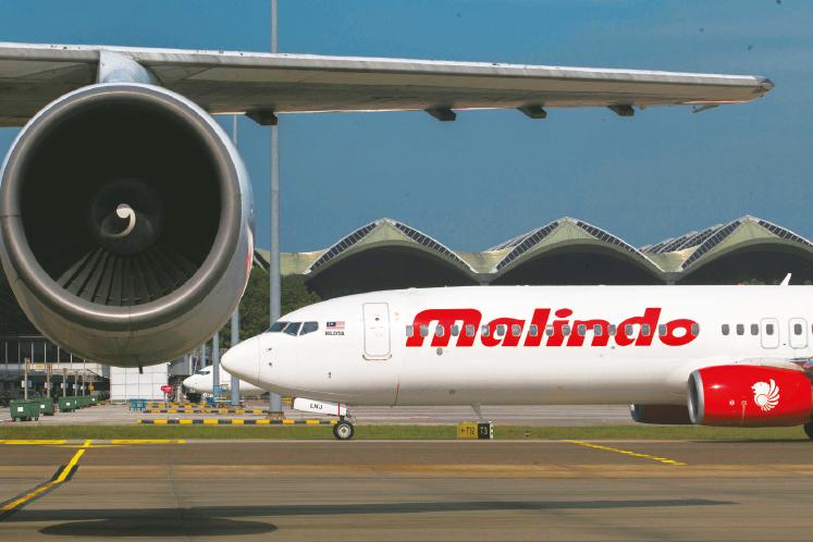 Malindo Air to temporarily halt international flights starting tomorrow