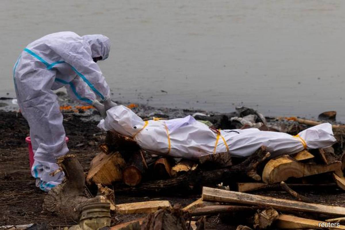 Bodies of Covid-19 victims among those dumped in India's Ganges, says govt document
