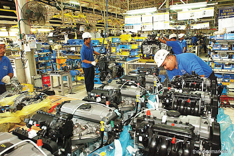 December IPI up on mining rebound, manufacturing growth