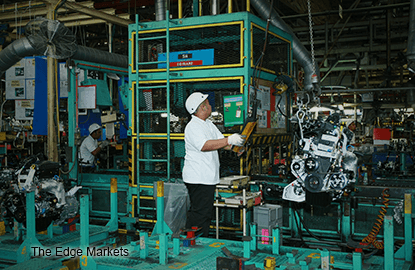 Malaysia's manufacturing conditions see softer deterioration in March