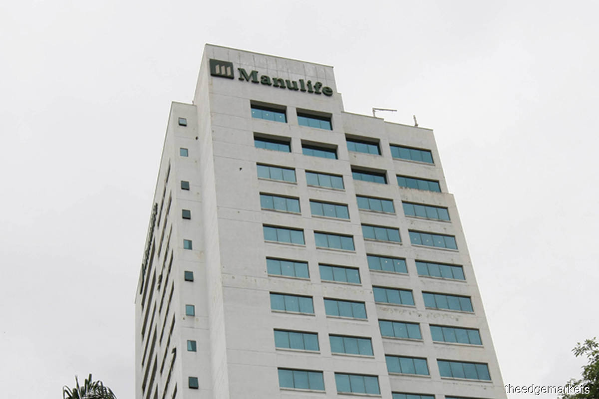 Manulife's 4Q net profit jumps 71% to RM23m, proposes 7 sen dividend