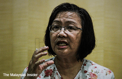 Maria Chin among 9 charged with illegal assembly, sedition