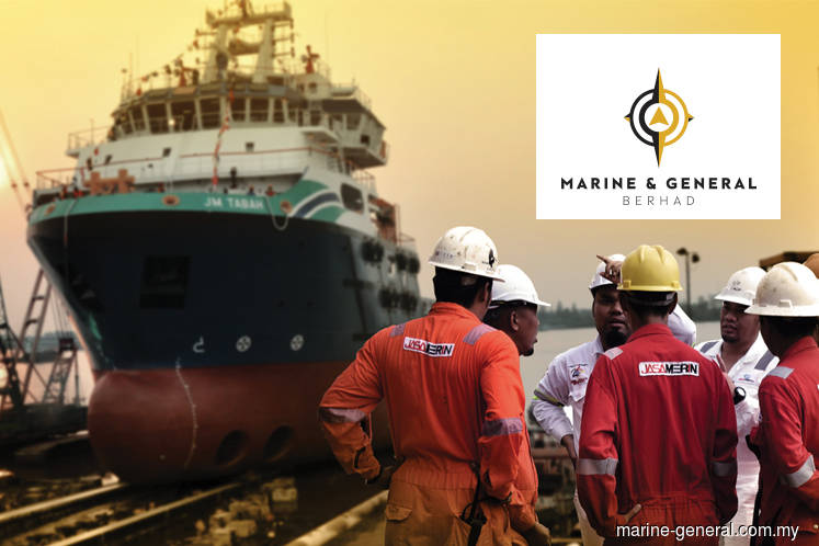 Marine & General bags RM17m contract to supply vessel