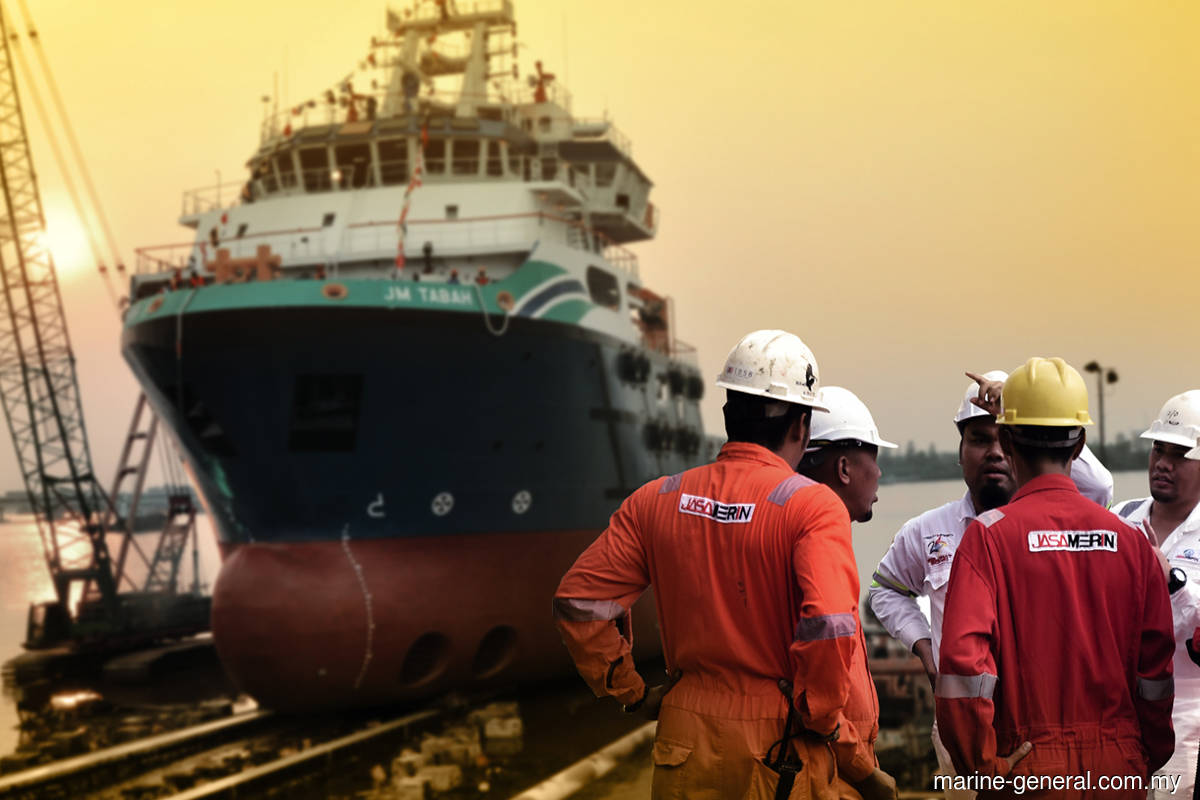 Marine & General unit's RM5.5m work order suspended by Repsol