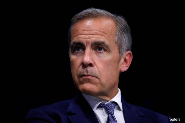 No-deal Brexit would impair key UK industries — BoE's Carney