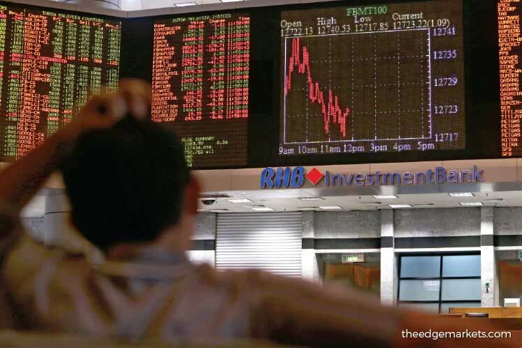Bursa slips further but selldown less severe