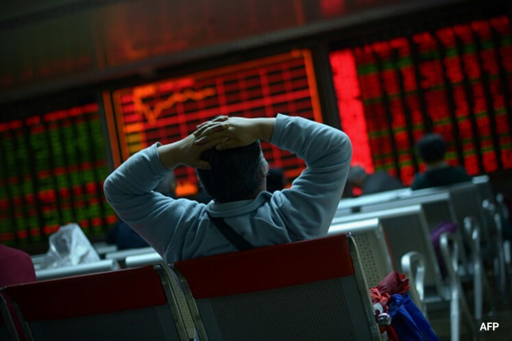 The many culprits in Tuesday's market sell-off