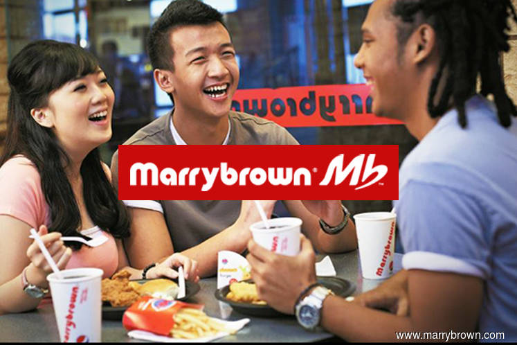 Marrybrown to enter Europe with outlet in Sweden