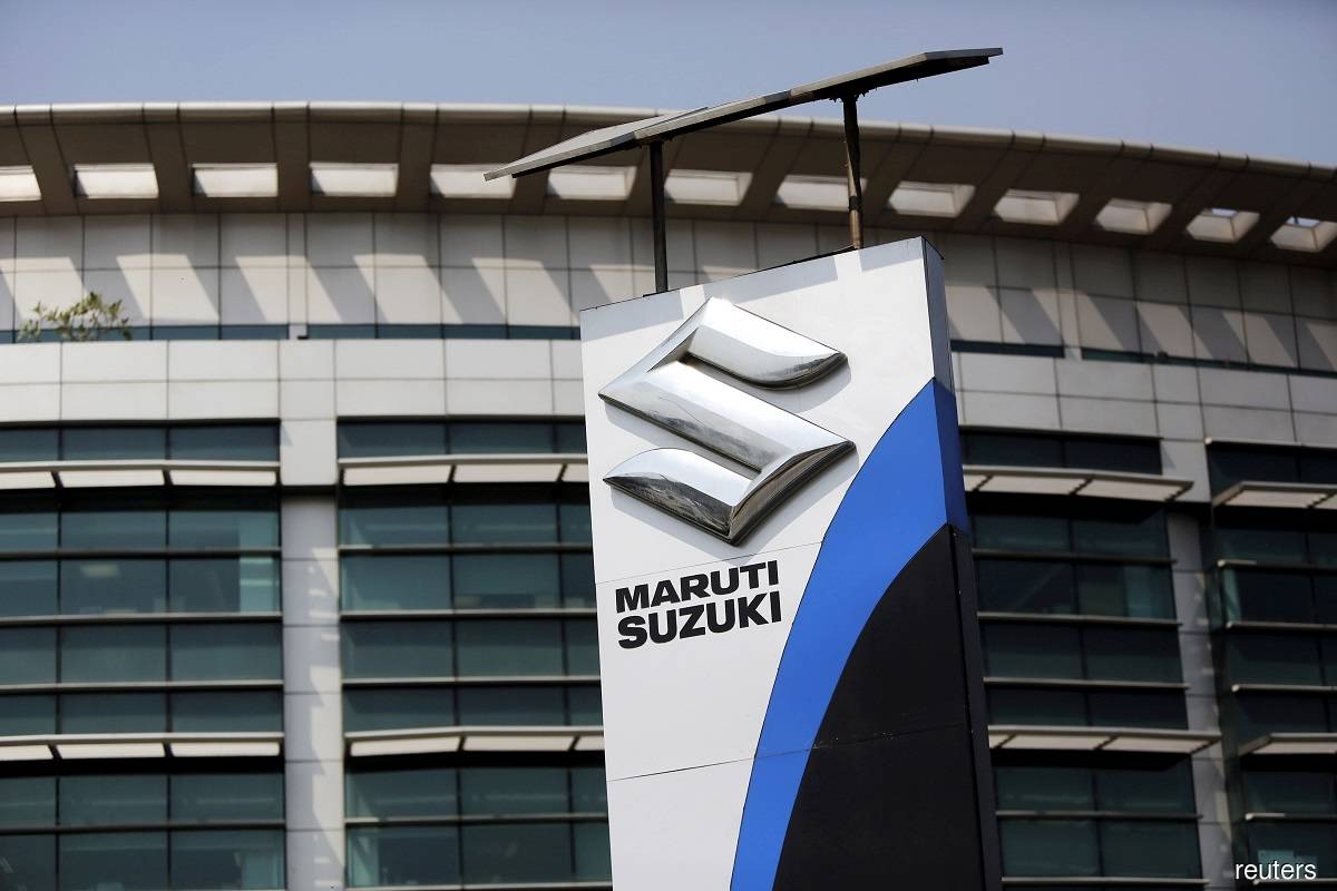 India's top carmaker Maruti Suzuki posts 9.7% drop in 4Q profit