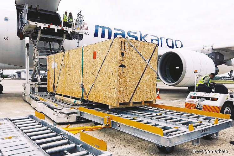 MASkargo revises charges,first in six years