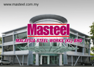New rolling mill to boost Masteel revenue by RM360m annually