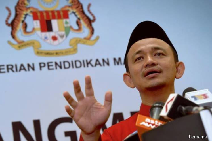 Federal Govt has channelled RM100 mil to restore dilapidated schools in Sarawak — Maszlee