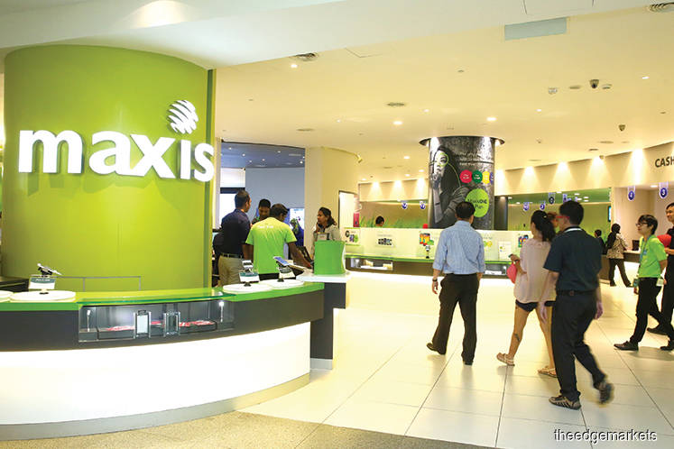 Maxis 3Q earnings jump 10% to RM554m, declares 5 sen dividend