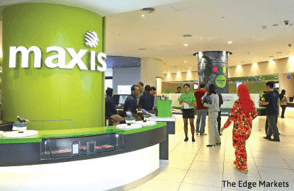Maxis gains 2.16% in tandem with FBM KLCI