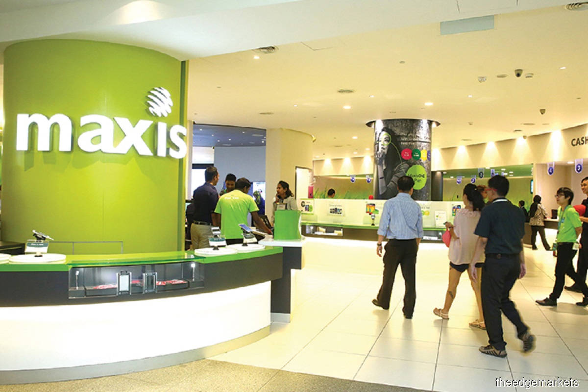 Maxis 3Q net profit up at RM365m, declares four sen dividend