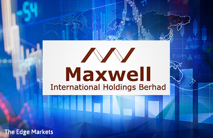 Stock With Momentum: Maxwell Int'l Holdings