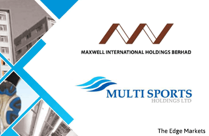 Maxwell, Multisport dip to all-time low after Bursa warning