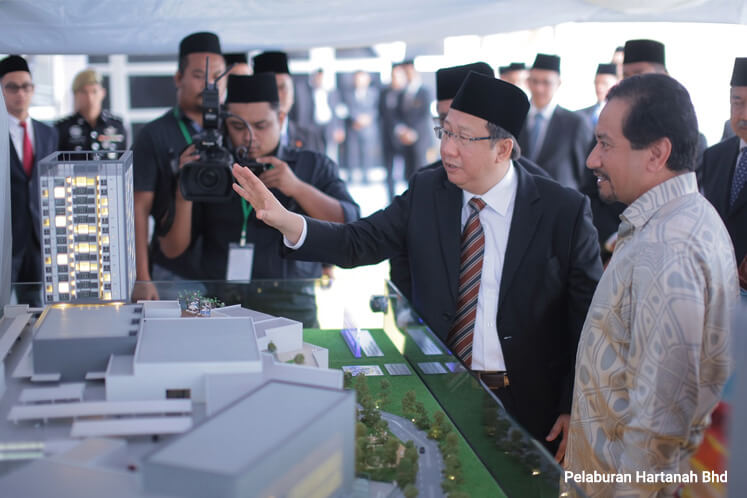 PHB's Mayang Mall to be completed by 2020