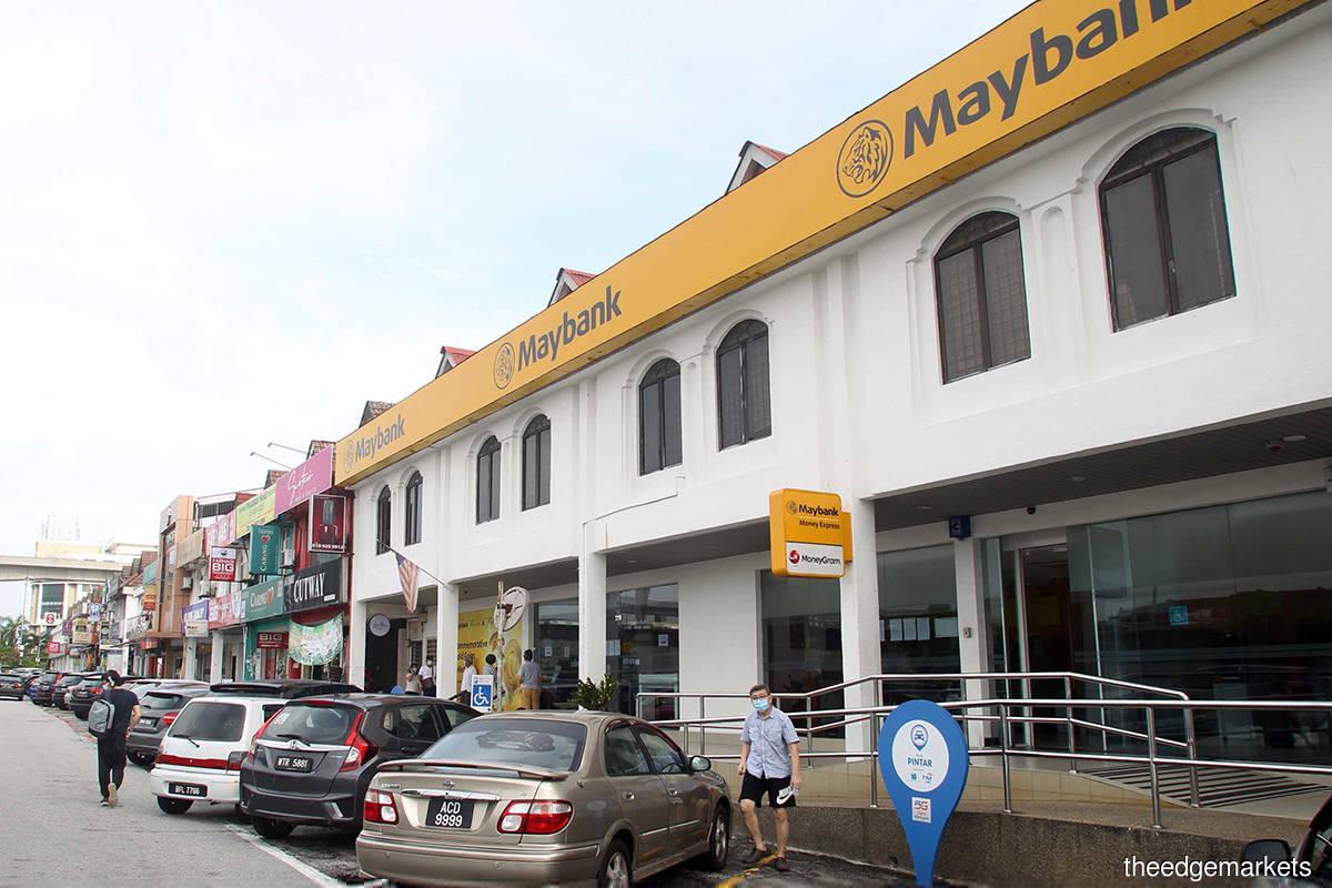Maybank foreign shareholding down at 16.64%; CIMB up