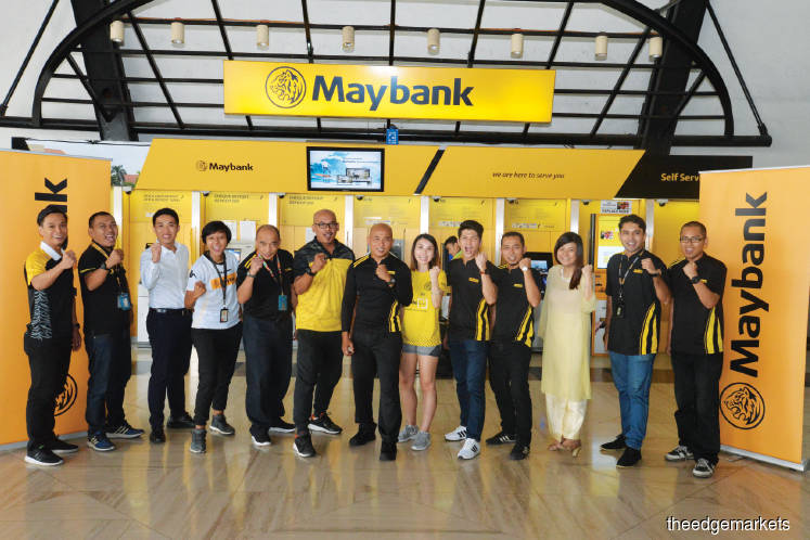 Maybank turning out to support a meaningful cause