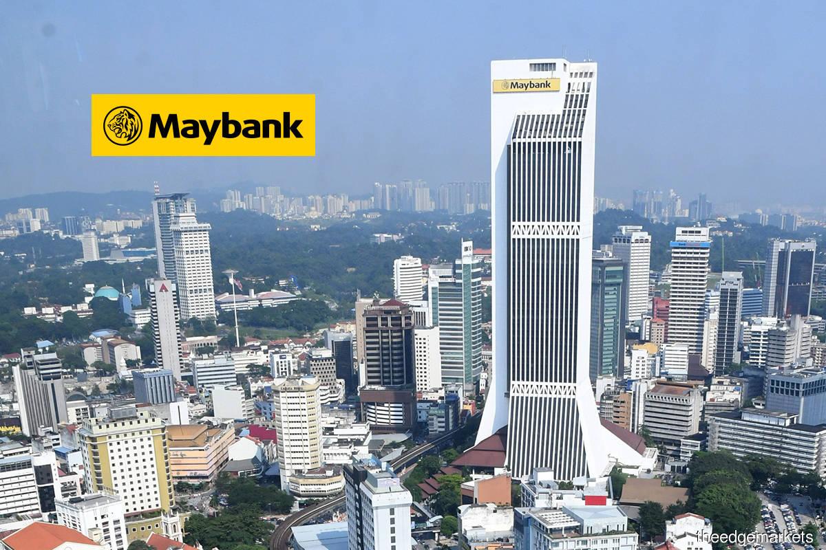 Maybank reports 37% lower 4Q net profit on impairment losses, declares 38.5 sen dividend
