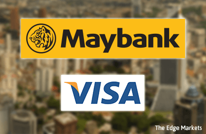 Maybank, Visa launch Malaysia's first contactless wearable