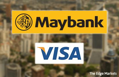 马银行-威世推出感应式付款带