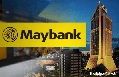 Maybank's 9M net profit up at RM5.18b