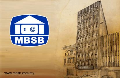 MBSB's 2Q net profit down 26% on impairment losses