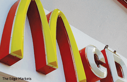 TPG said to exit race for US$2 bil McDonald's China business