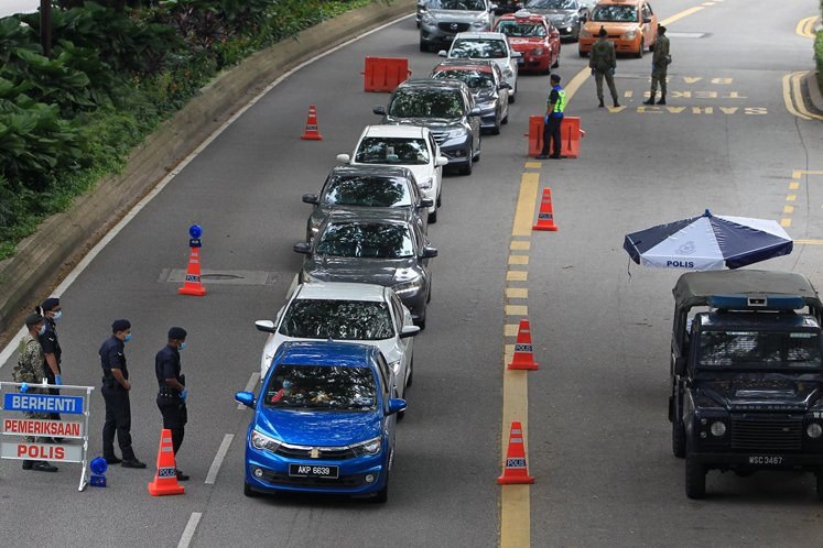 Police deny claims of fines being imposed on road users