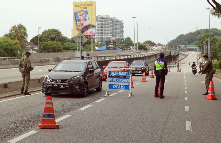 Selangor police to increase roadblocks to curb interstate travel