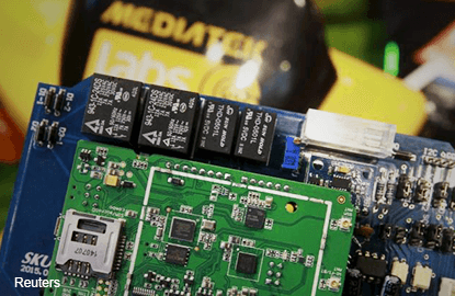 MediaTek open to cooperation with China