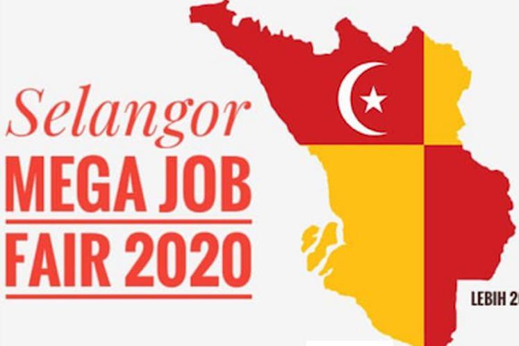 COVID-19: Selangor postpones this weekend's 'Mega Job Fair 2020'