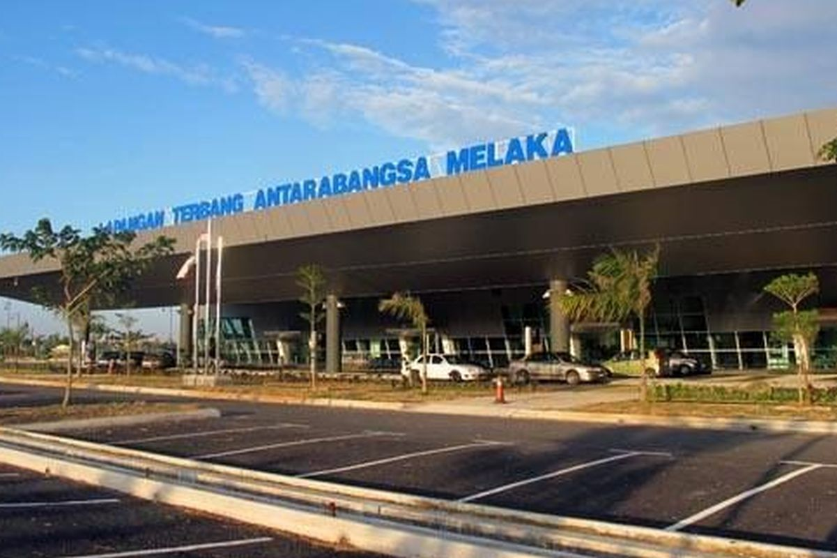 Melaka Airport to remain closed for now