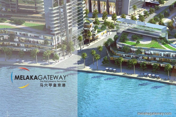 Melaka Gateway developer to resume projects, withdraws suit