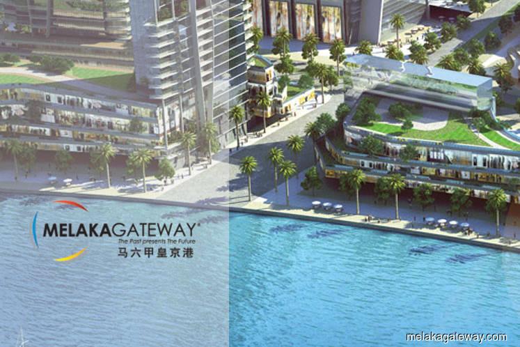 Melaka Gateway developer to resume projects, withdraws suit