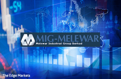 Stock With Momentum: Melewar Industrial Group