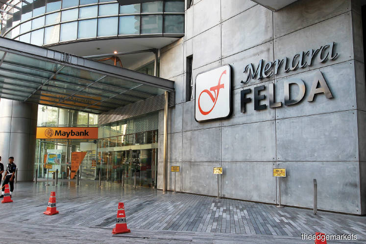 Felda's 2019 debt repayment seen at RM2.5b if loans failed to be restructured