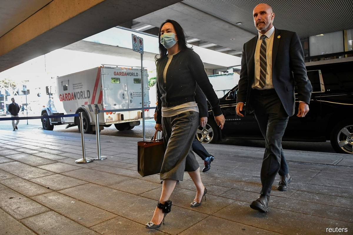 Huawei CFO's lawyers set to grill witnesses as US extradition case resumes