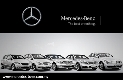 Mercedes-Benz Malaysia records higher sales volume