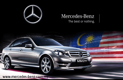 Mercedez Benz City Service worth RM7m launched today