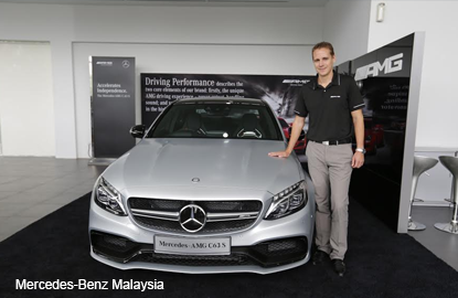 Mercedes-Benz YTD sales higher at over 8,000 cars