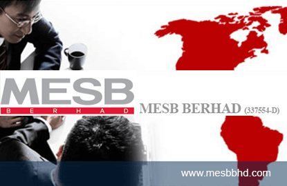 MESB tumbles 24%, among top losers