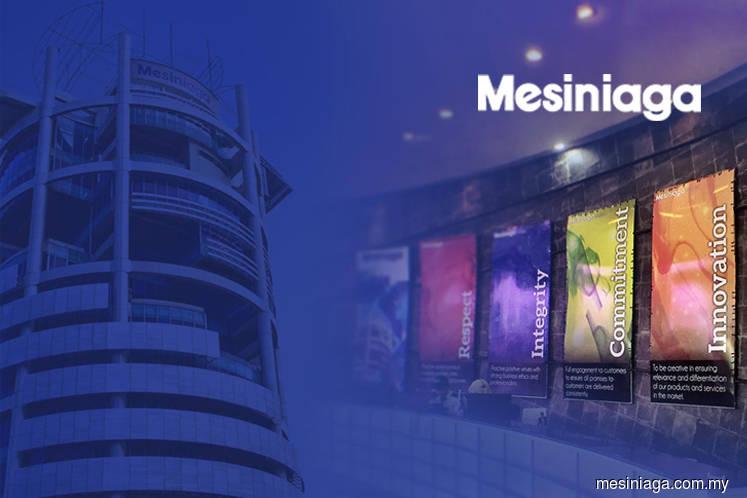 Mesiniaga's big break ?